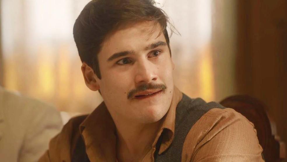 Alfredo em cena da novela Éramos Seis, da Globo - Foto: Reprodução