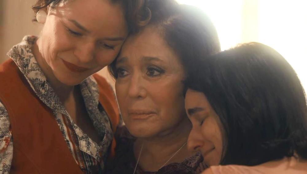 Eramos Seis prepara um final surpreendente para Emília (Imagem: Globo)