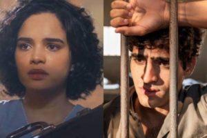Lúcio será preso e Inês dará a luz na última semana de Éramos Seis (Montagem: TV Foco)