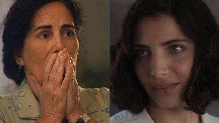 Em Éramos Seis, Soraia irá destruir a vida de Lola (Montagem: TV Foco)