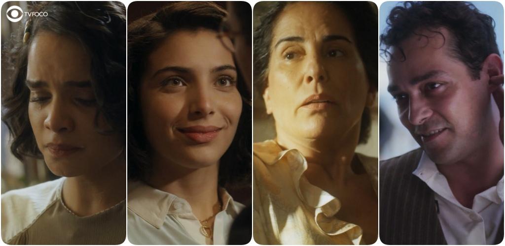 Inês se preocupa, Soraia humilha Lola e Zeca será exaltado em Éramos Seis