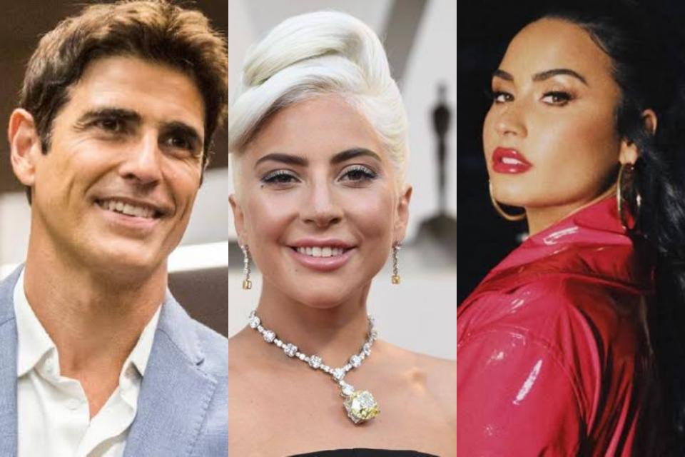 Veja alguns famosos que se assumiram gays ou bissexuais e você provavelmente não sabia (Foto: Reprodução)