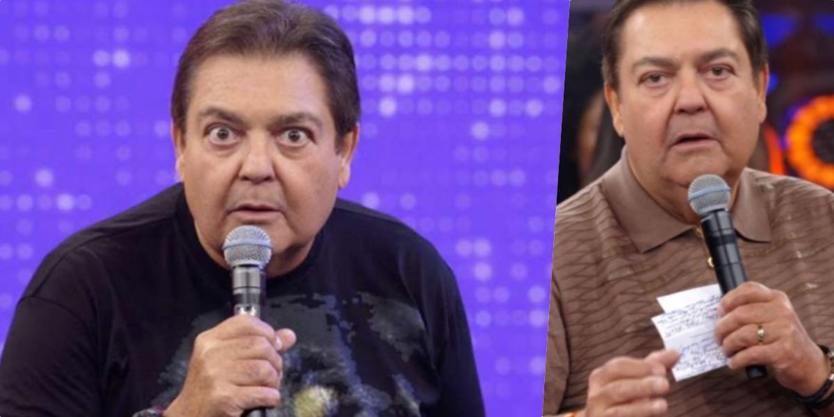 Faustão teria comunicado a Globo que não quer mais fazer o Domingão (Foto montagem: TV Foco)