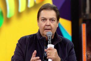 O apresentador Faustão teve funcionários dispensados pela Globo - Foto: Divulgação