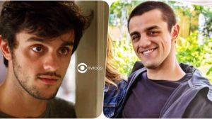 Felipe Simas é Téo e é Jonatas em Totalmente Demais
