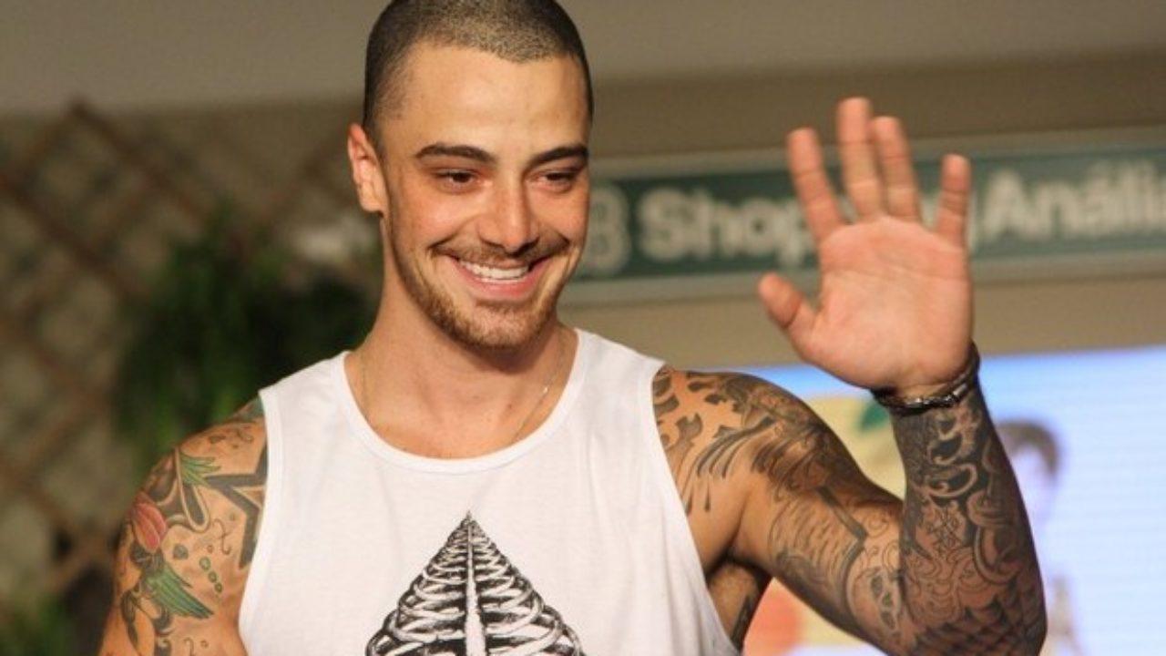 TV Foco ele estrou como apresentador em reality da MTV (Foto: reprodução)