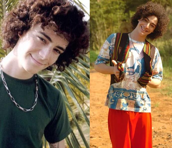 Felipe Titto em 'Malhação' (Foto: reprodução/Globo)