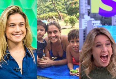 Conheça mais sobre a vida da apresentadora Fernanda Gentil (Foto: reprodução/ Montagem TV Foco)