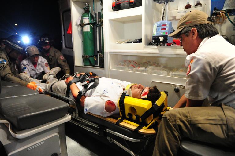 Antenor sofrerá acidente grave em Fina Estampa - Foto: Reprodução