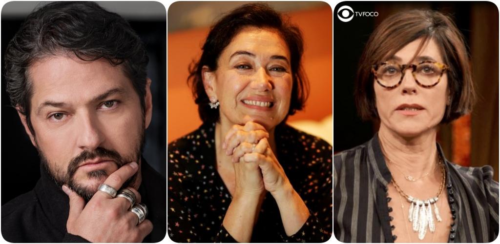Marcelo Serrado, Lília Cabral e Christiane Torloni são os destaques de Fina Estampa