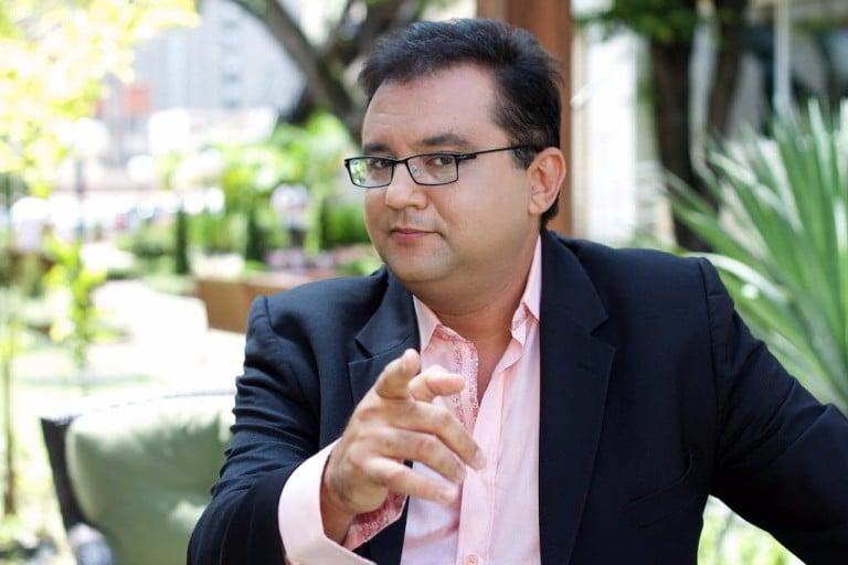 Geraldo Luís (Reprodução)