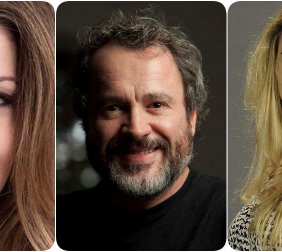 Alessandra Verney e Carolina Chalita estão no elenco de Gênesis
