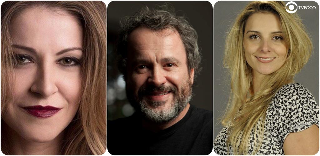 Leonardo Medeiros, Alessandra Verney e Carolina Chalita estão no elenco de Gênesis