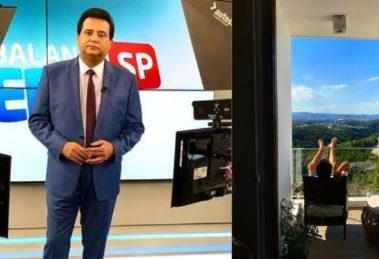 Geraldo Luís usou suas redes sociais para atualizar os fãs sobre seu estado de saúde (Foto: Reprodução/Instagram/Montagem TV Foco)