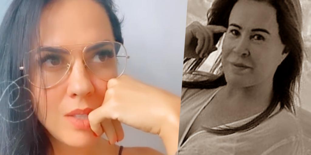 Graciele Lacerda acabou reclamando de mansão ao vivo que pode voltar a ser de Zilu (Foto montagem: TV Foco)