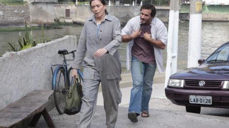 Griselda se irritou com Guaracy em Fina Estampa - Foto: Reprodução