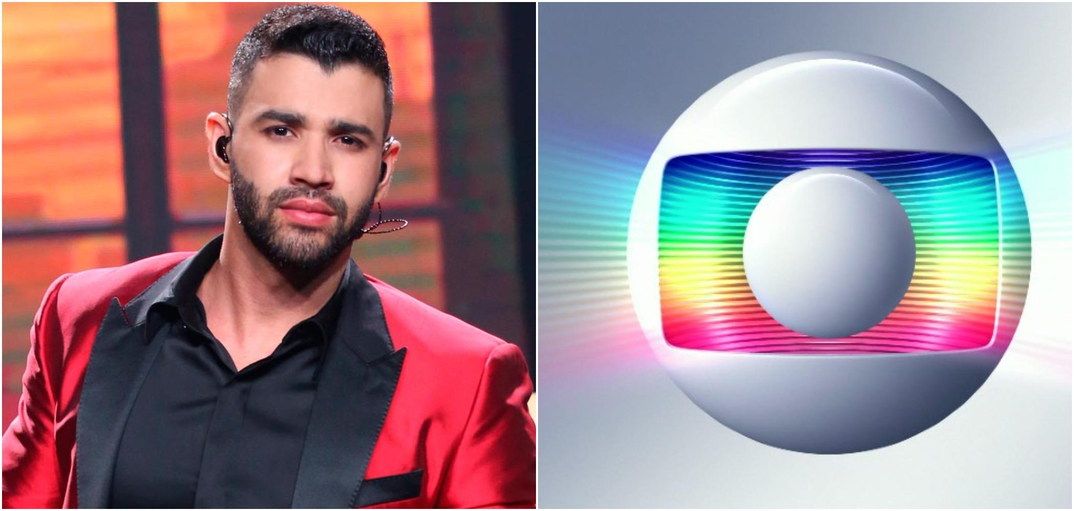 Gusttavo Lima não é mais bem-vindo na Globo (Reprodução)