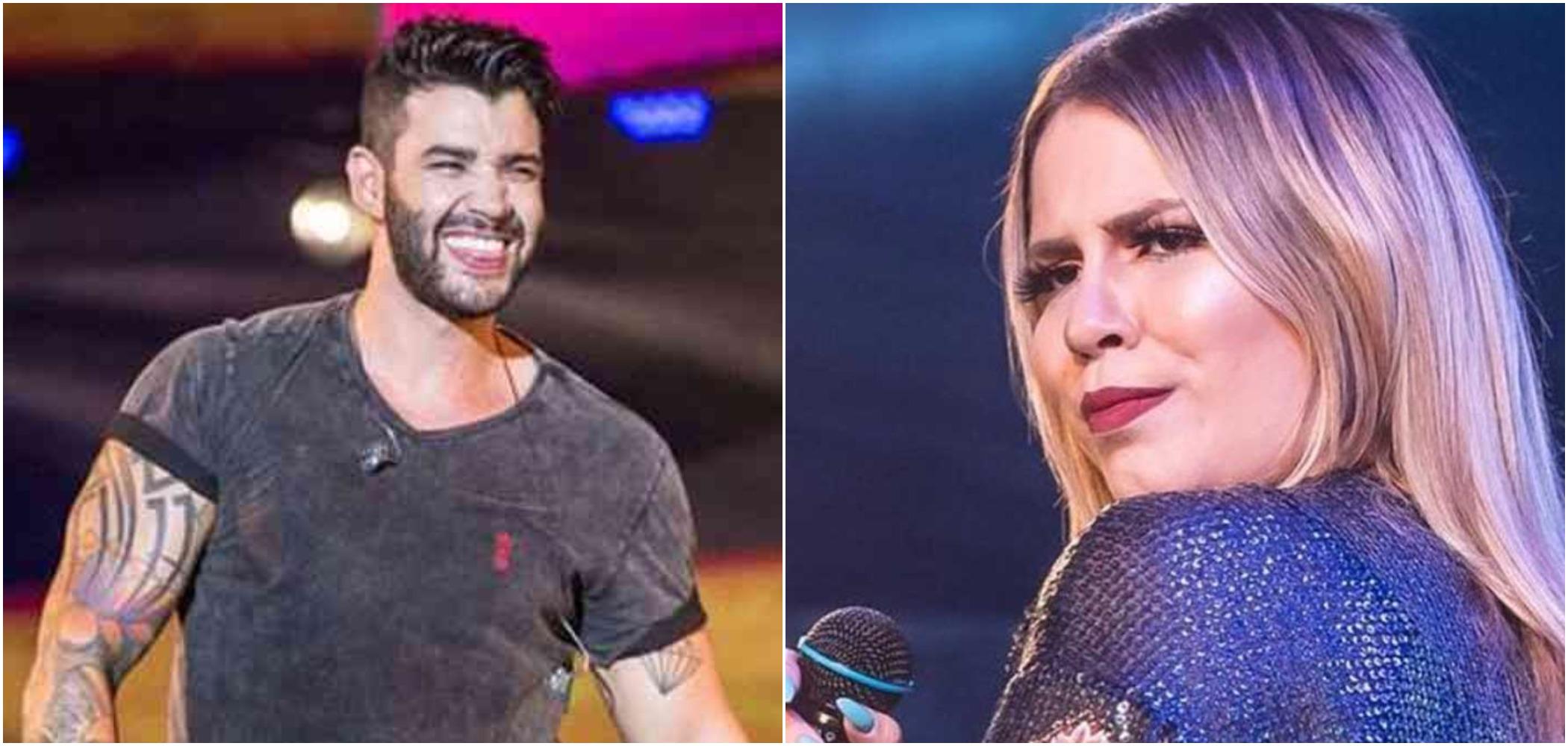 Internautas estão pedindo à Marília Mendonça para uma live similar a de Gusttavo Lima (Reprodução)