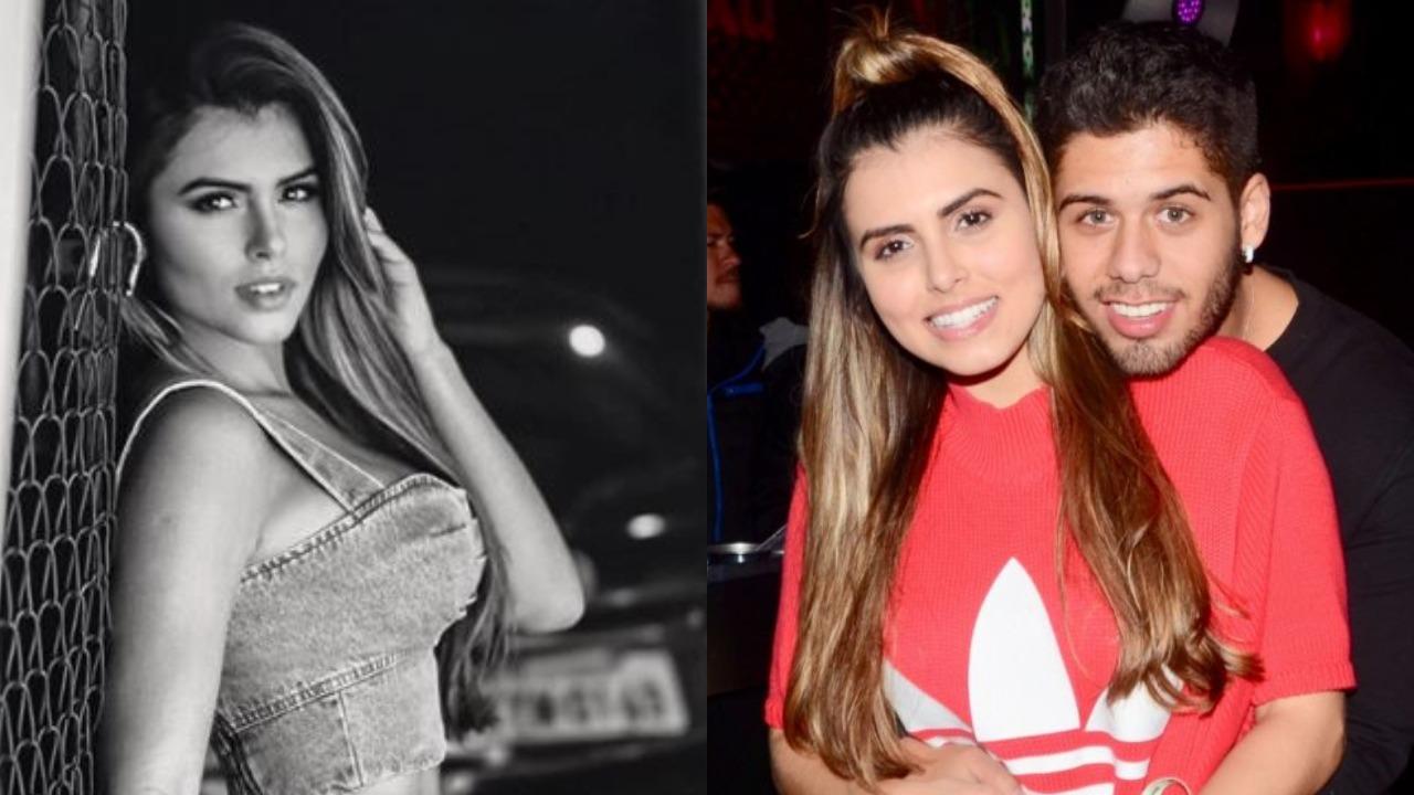 Isabella Arantes terminou o noivado com Zé Felipe (Foto: Reprodução/Instagram/AgNews/Montagem TV Foco)