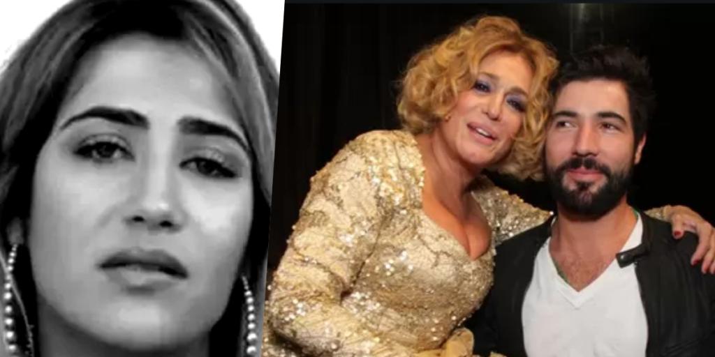 Jessica Costa, filha de Leonardo, viu o marido voltar a ser associado com Susana Vieira (Foto montagem: TV Foco)
