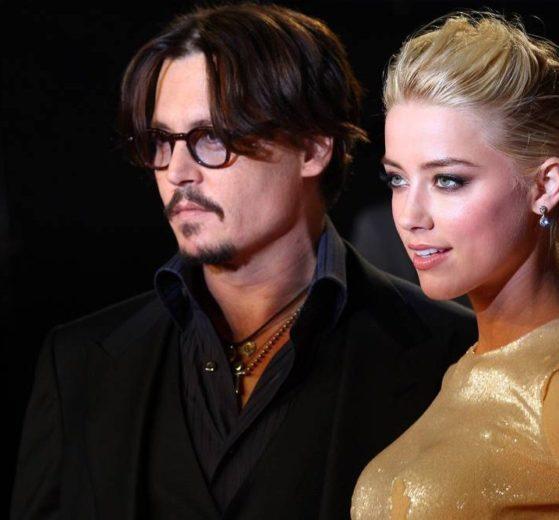 Amber Heard pede para juiz arquivar processo de Johnny Depp contra ela (Foto: Reprodução)