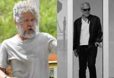 Saiba a verdade sobre o estado de saúde de Jose Mayer (Foto: reprodução/Globo/AgNews)