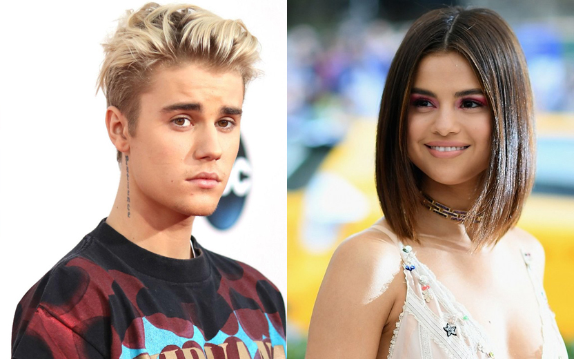 The alleged treason of Justin Bieber's girlfriend with Selena Gomez viralizam (Photo: Playback)