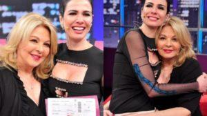A mãe famosa apresentadora do Superpop da RedeTV!, Luciana Gimenez, Vera Gimenez falou sobre o seu estado de saúde (Foto: Reprodução/Instagram)