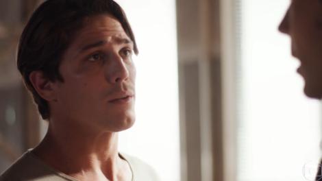 Rui (Romulo Arantes Neto) em cena de Malhação: Toda Forma de Amar (Foto: Reprodução/Globo)