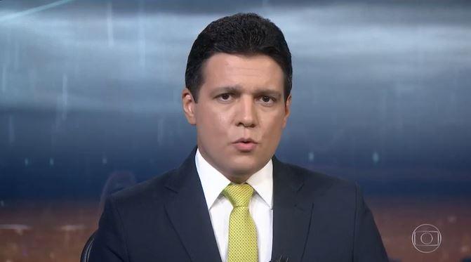 Marcelo Magno acordou do coma aos prantos (Foto: Reprodução/TV Globo)