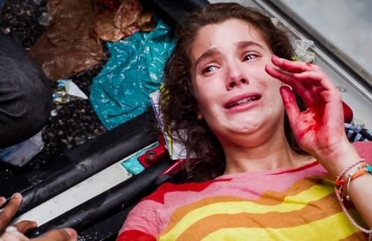 Meg sofre terrível acidente em Malhação