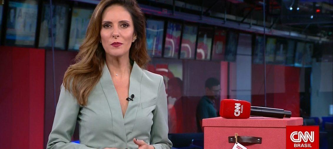 Monalisa Perrone (Foto: CNN Brasil)