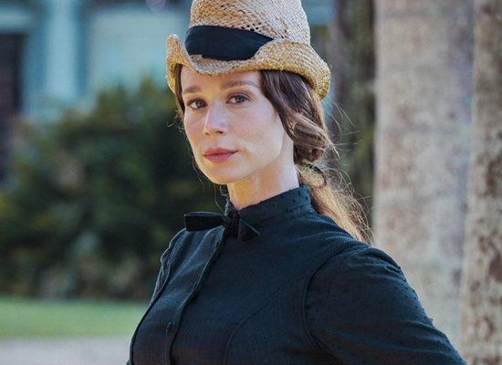 Mariana Ximenes interpreta a Condessa de Barral em Nos Tempos do Imperador, próxima novela das seis da Globo (Foto: Globo/João Miguel Jr.)