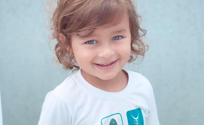 Thor Becker, o filho do ator Theo Becker, fará sua estreia na Globo em Nos Tempos do Imperador (Foto: Reprodução/Instagram)