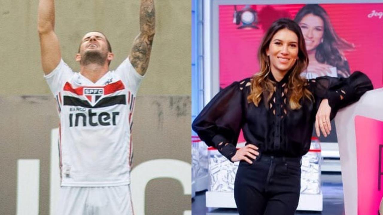 Pato e Rebeca Abravanel estão muito próximos na quarentena (Foto: Reprodução/Instagram/Montagem TV Foco)
