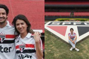 Pato fez revelação sobre Rebeca Abravanel (Foto: Reprodução/Instagram/Montagem TV Foco)