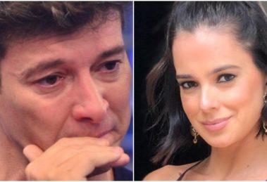 Rodrigo Faro descobriu que tem um outro filho (Foto: Reprodução/ Montagem)