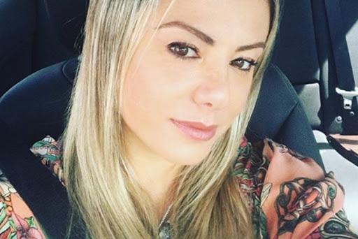 Leonardo: Poliana Rocha lamentou as mortes causadas pelo novo coronavírus (Reprodução)