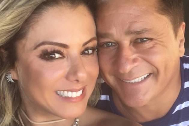 A esposa do famoso cantor sertanejo, Leonardo, Poliana Rocha agitou a internet ao desabafar nas redes sociais (Foto: Reprodução/Instagram)