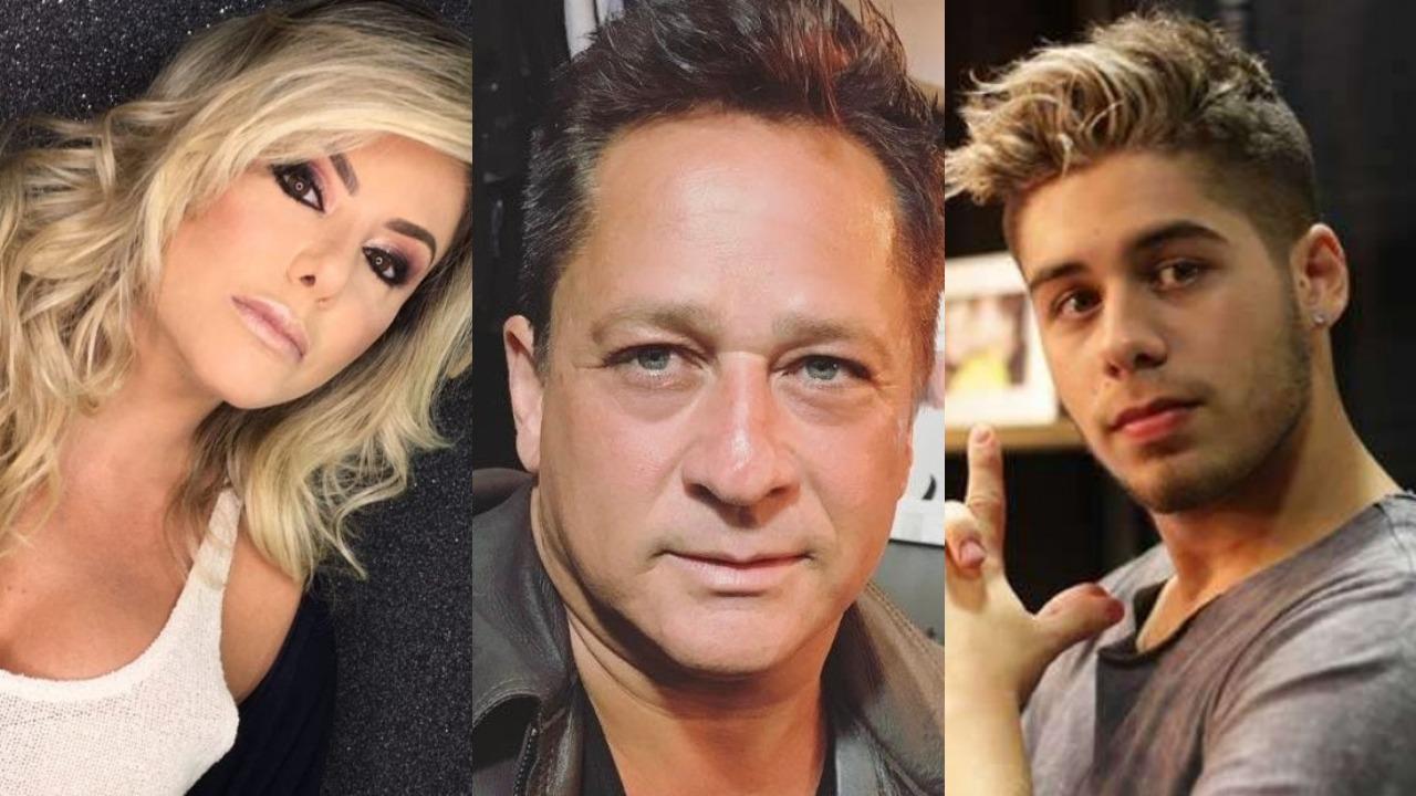 Poliana Rocha, esposa de Leonardo, fez revelações sobre Zé Felipe (Foto: Reprodução/Instagram/Montagem TV Foco)