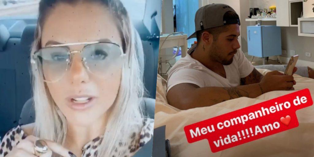 Zé Felipe, filho do cantor Leonardo, deu o que falar por conta de escândalo recente (Foto montagem TV Foco)