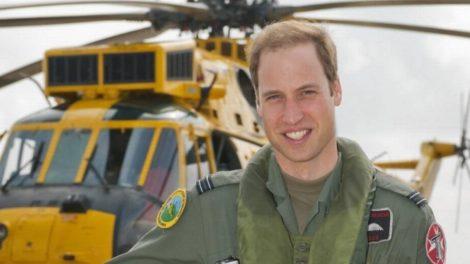Príncipe William quer voltar a ser piloto de resgate em tempos de coronavírus (Foto: Reprodução)