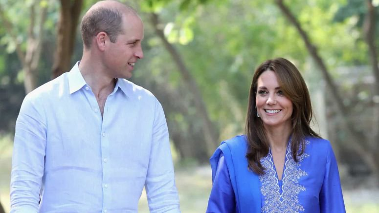 No momento, William e Kate Middleton estão isolados devido a pandemia de coronavírus (Foto: Reprodução)
