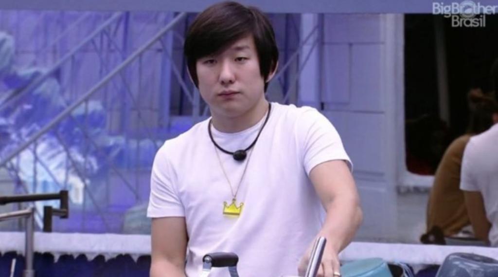Pyong Lee no BBB20 (Foto: Reprodução)