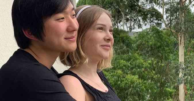 Pyong e Sammy Lee