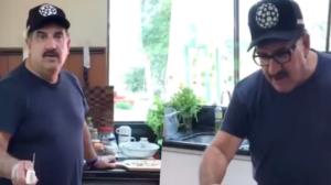 Ratinho mostrou intimidade em casa, mas acabou sendo atacado por item considerado nojento (Foto reprodução Instagram)