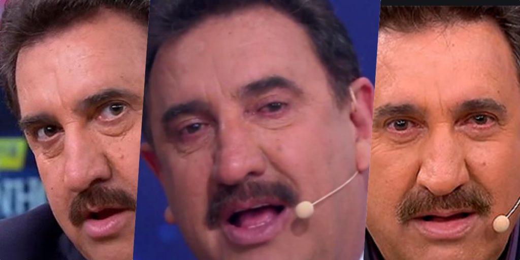 após defender Bolsonaro em rede nacional no SBT e paga preço (Foto montagem: TV Foco)