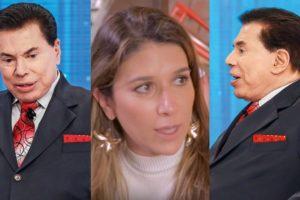 Rebeca Abravanel é a filha de número 5 de Silvio Santos (Foto: Reprodução/SBT/YouTube/Montagem TV Foco)