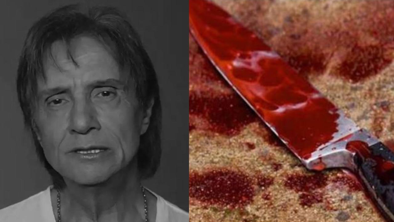 Roberto Carlos nunca comentou sobre a morte de Dalva Braga, sua ex-cunhada (Foto: Reprodução/YouTube/Montagem TV Foco)