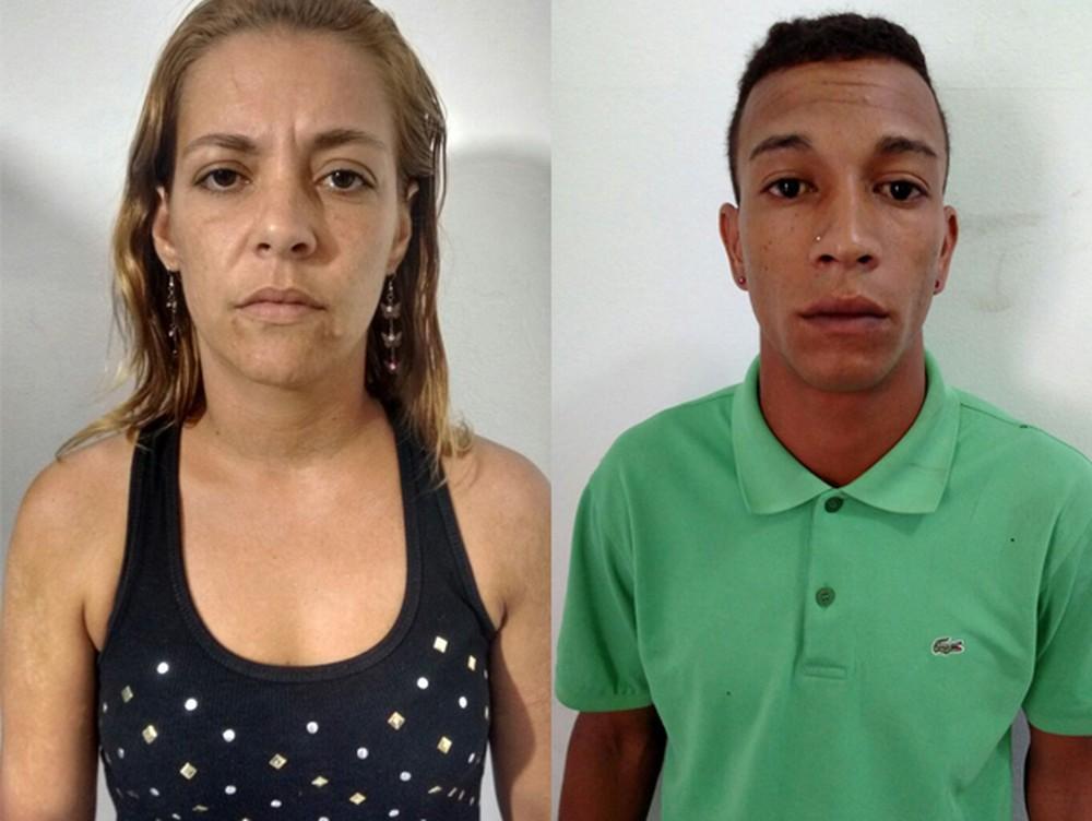 Acusados de matar Dalva, ex-cunhada de Roberto Carlos (Imagem: G1)